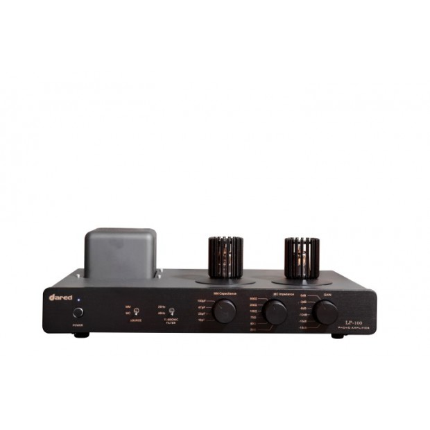 LP-100 - MM/MC Audiophile Grade Tube Phono Amplifier